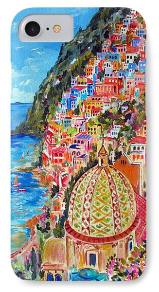 Positano Pearl Of The Amalfi Coast IPhone Case