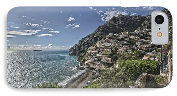 Positano Seascape IPhone Case