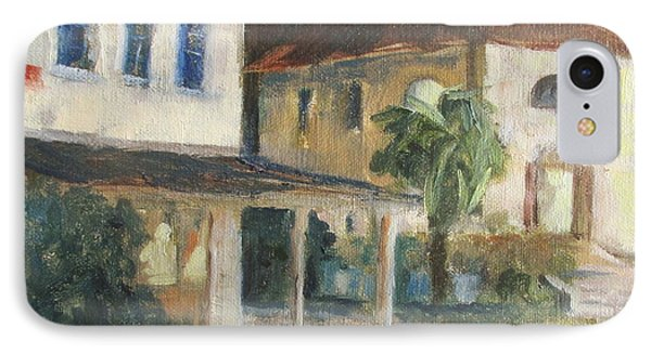 Post Office Apalachicola IPhone Case by Susan Richardson