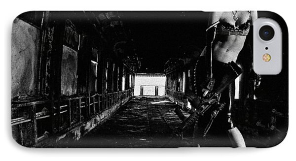 Posted Exacerbation Phone Case by Cecil K Brissette