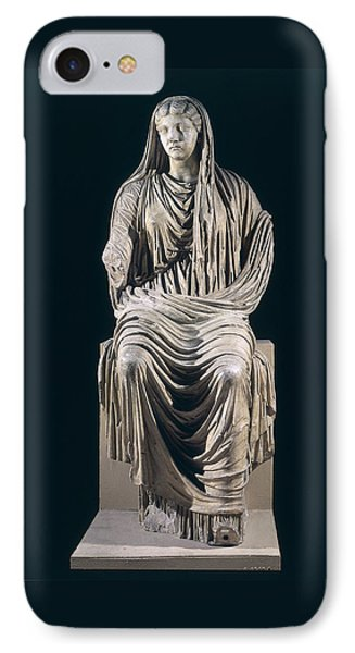 Posthumous Statue Of Livia IPhone Case
