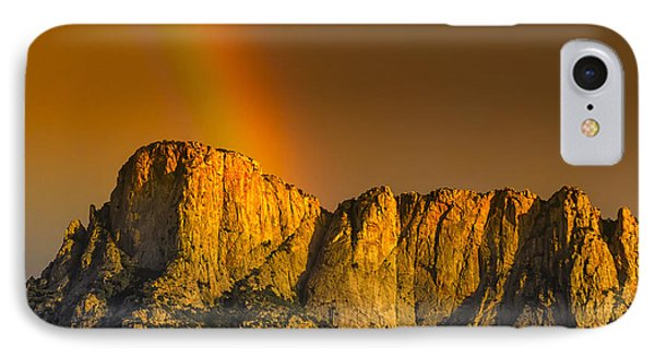 Pot Of Gold IPhone 7 Case by Mark Myhaver