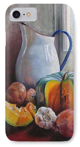 Potential Pumpkin Soup Phone Case by Lynda Robinson