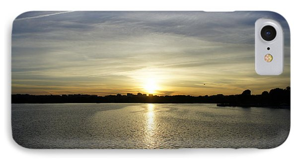 Potomac Sunset IPhone Case