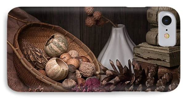 Potpourri Still Life IPhone Case by Tom Mc Nemar
