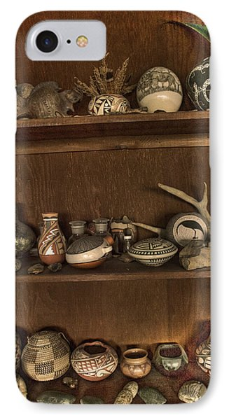Pots And Things Phone Case by William Fields