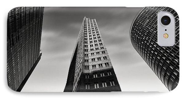 Potsdamer Platz 2 IPhone Case by Rod McLean