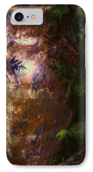 IPhone Case featuring the photograph Potters Clay by Jean OKeeffe Macro Abundance Art