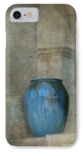 Pottery And Archways II IPhone Case by Sandra Bronstein