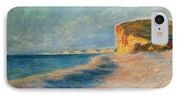 Pourville Near Dieppe Phone Case by Claude Monet