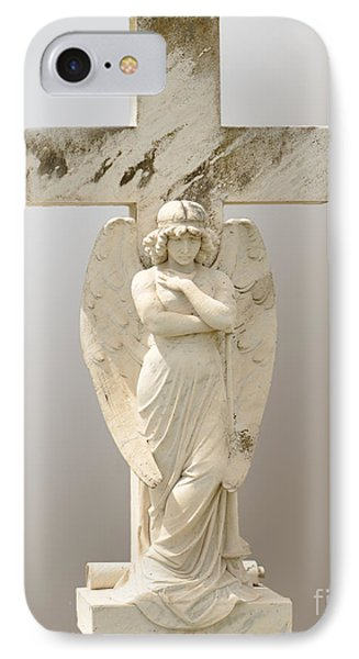Pouty  Angel IPhone Case