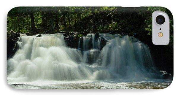 Power Dam Falls IPhone Case by Jill Laudenslager