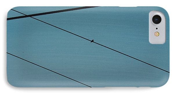 Power Lines 03 Phone Case by Ronda Stephens