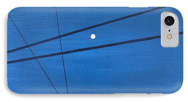 Power Lines 09 Phone Case by Ronda Stephens