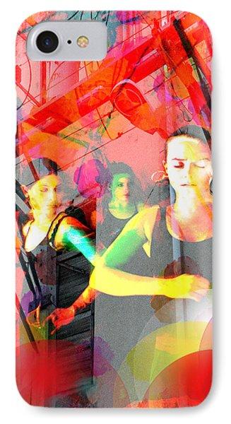 Power Of Cuba   Flamenco IPhone Case