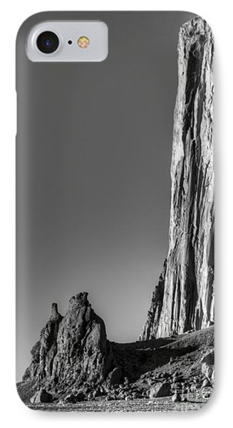 Power Of Stone Phone Case by Bob Christopher