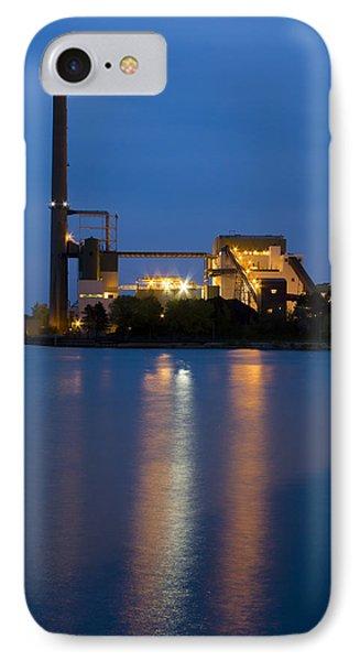 Power Plant Phone Case by Adam Romanowicz