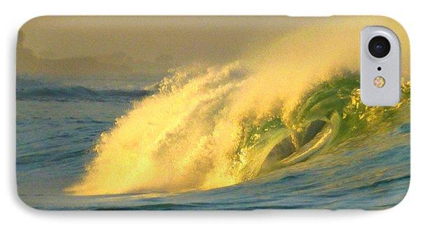 Power Wave IPhone Case by Lori Seaman