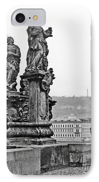 Prague IPhone Case by Alison Tomich