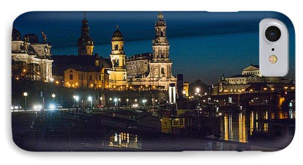 Dresden In Evening IPhone Case