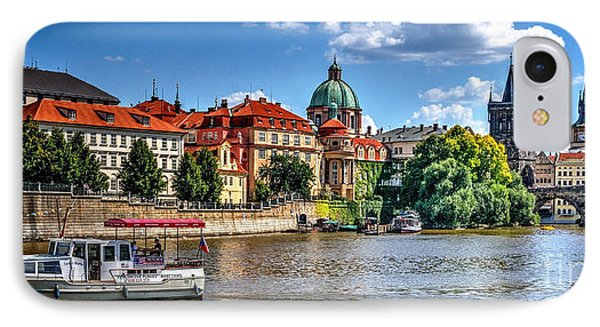 IPhone Case featuring the photograph Prague by Joe  Ng