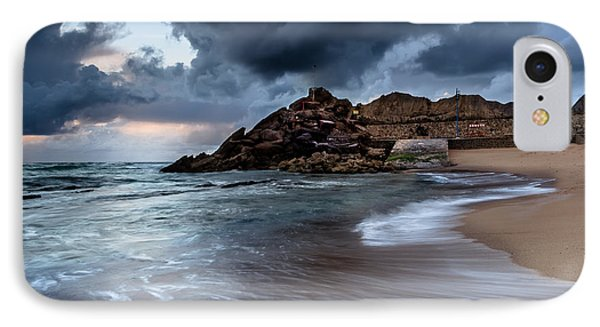 Praia Formosa IPhone Case by Edgar Laureano
