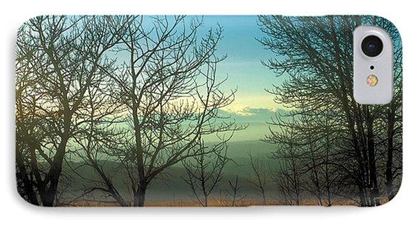 Prairie Autumn 2 IPhone Case by Terry Reynoldson