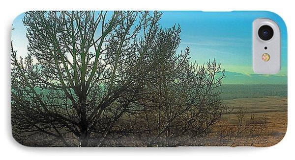 Prairie Autumn 7 Phone Case by Terry Reynoldson