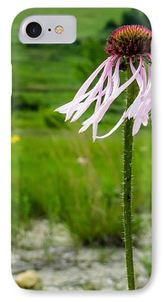 IPhone Case featuring the photograph Prairie Breeze by Beverly Parks