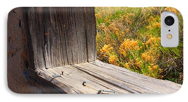 IPhone Case featuring the photograph Prairie Flowers by Irma BACKELANT GALLERIES