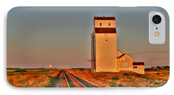 IPhone Case featuring the photograph Prairie Meadows by Larry Trupp