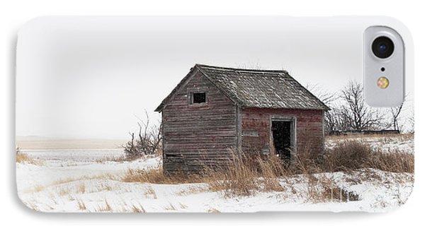 Prairie Silence... IPhone Case by Nina Stavlund