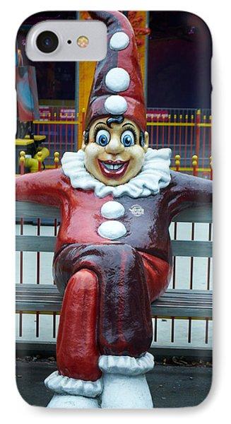 Prater  Clown IPhone Case