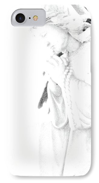 Pray IPhone Case