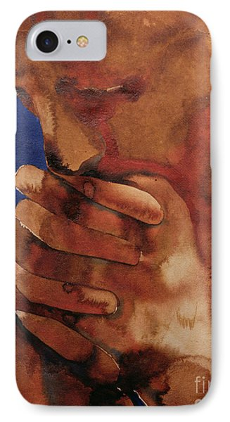Prayer IPhone Case by Graham Dean