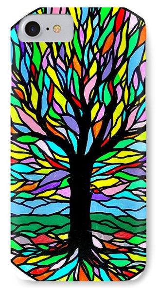Prayer Tree IPhone Case