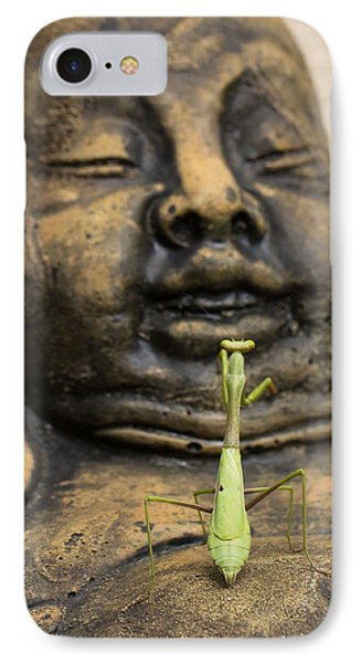 IPhone Case featuring the photograph Praying by Patricia Schaefer