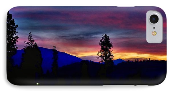 IPhone Case featuring the photograph Pre-dawn Hues by Julia Hassett