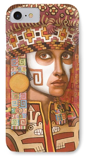 Pre-inca 1 Phone Case by Jane Whiting Chrzanoska