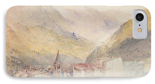 Pre St Didier, 1836 IPhone Case