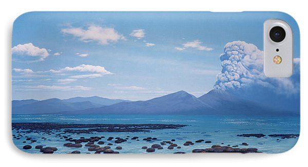 Precambrian Stromatolites Phone Case by Chase Studio