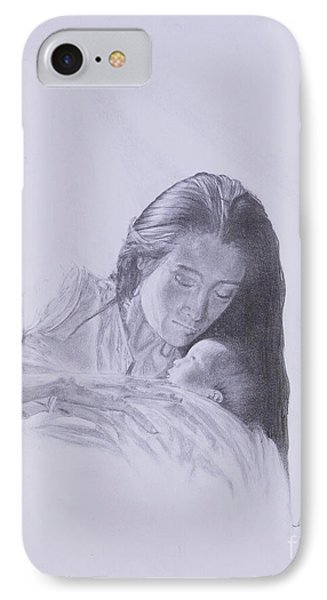 Precious Gift From The Life Of Jesus Series Phone Case by Susan Harris