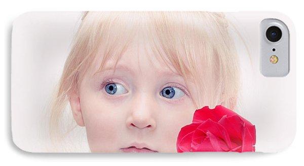 Precious Porcelain Princess IPhone Case