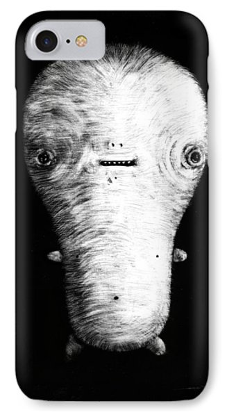 Precious Thing IPhone Case by Patrick Robles