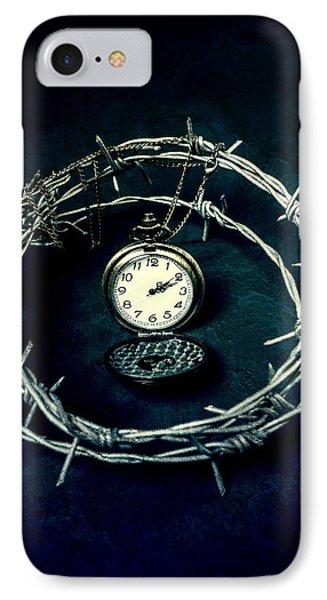 Precious Time IPhone Case by Joana Kruse