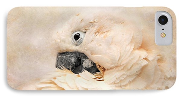Preening IPhone Case by Jai Johnson