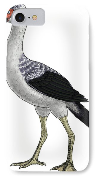 Presbyornis, An Extinct Genus Phone Case by Vitor Silva