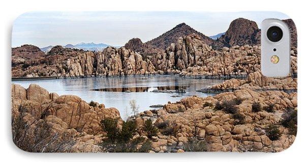 Prescott Arizona Winter Dells I IPhone Case