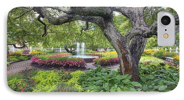 Prescott Garden IPhone Case by Eric Gendron