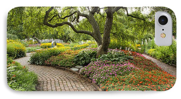 Prescott Park - Portsmouth New Hampshire IPhone Case by Erin Paul Donovan